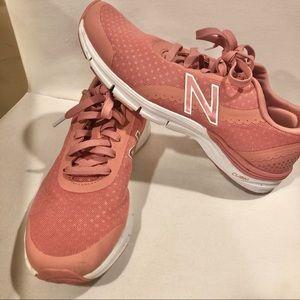 Blush Pink New Balance Sneaker Tennis Shoe 8.5